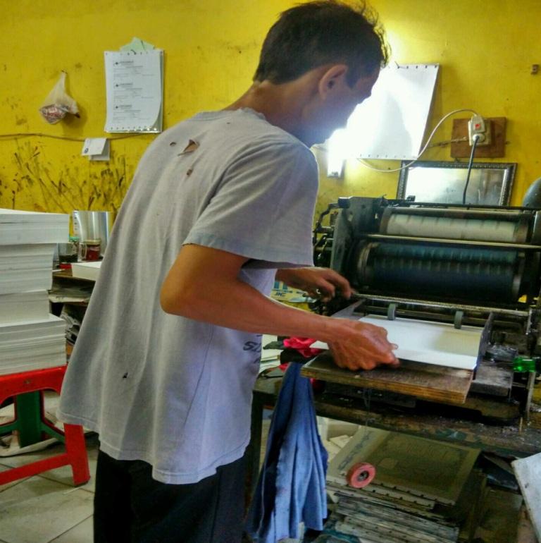 Percetakan Form Nota NCR Murah Di Bekasi